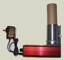The standard SmokePistol for hot and cold smoking